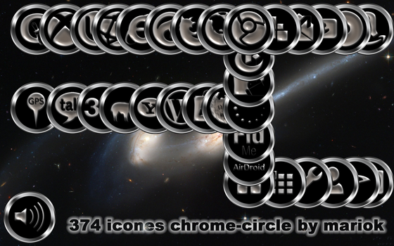 Chrome-circle by mariok13