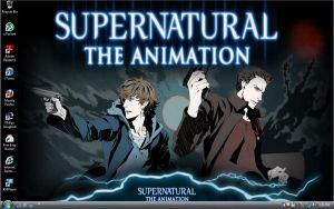 SPN: The Animation by Before-I-Sleep