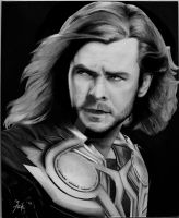 Thor by flying-muffin