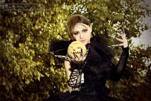Trick or Treat - Ayu cosplay by Artyy-Tegra