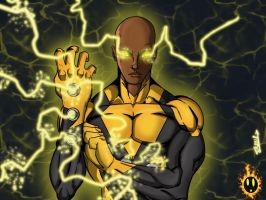 Electrifying  by Azreal2156