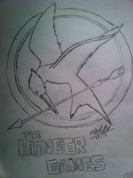 The Hunger Games by nabilel17