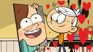 Lincoln's In Love With Mabel by funnytime77