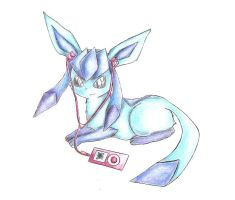 Musical Glaceon by Mico-tan