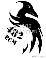 ECM Crow by RHPotter