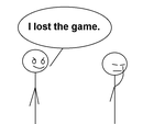 I Lost the Game by AngelStar100