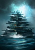 battleship by gtmade