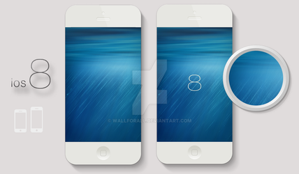 Ios 8 by WallforAll