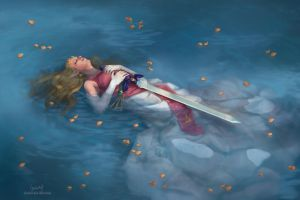 Waters of Time by Gabriela-Birchal