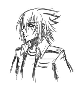 Noctis_Inked by EnigmaticMemory