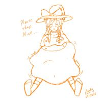 Marisa eats Alice by Anndygirl