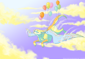 Come Fly With Me by KiRAWRa