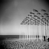 Holga - sea II by Mar10Photography