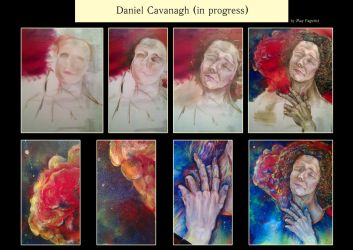Daniel Cavanagh (in progress) by Master-Slave