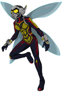The Wasp by WaitoChan