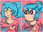 redraw a bubble gum by ValeChY
