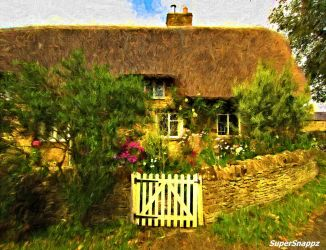 English Country Cottage by supersnappz16