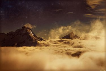 Clouds of the Night by IHEA