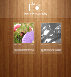 My Photography Site by GekoPower