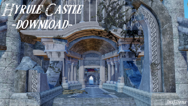 Palaces And Castles On Mmd Stages Deviantart