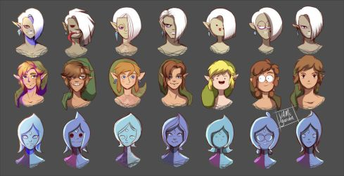 Awesome STYLES (UPDATE) by YAMsgarden