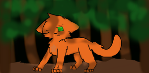 Firestar by NeonCandyLights