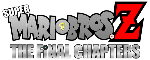Super Mario Bros. Z - The Final Chapters (logo) by DecaTilde