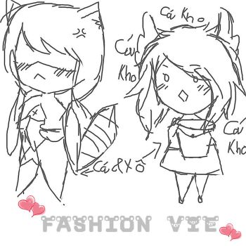 fashion VIE by umikearan