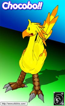 Chocobo by skidvis