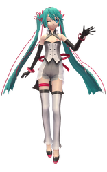 Project Diva f 2nd Miku Dimension by DesertDraggon