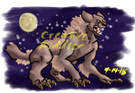 Lycan by CreativeFiddler