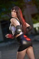Final Fantasy VII: Tifa Lockhart Cosplay by hibiscus-sama