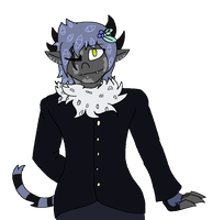 (Approved) Ice Child by SeastarofEarthclan