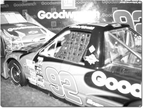 Goodwrench Truck 1-24th Scale by NYRangersFan