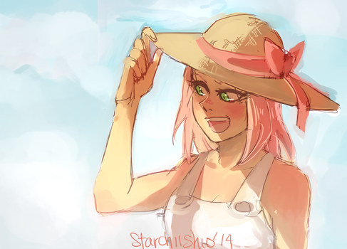Summer by starchiishio