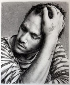 Heath Ledger by DeniseEsposito