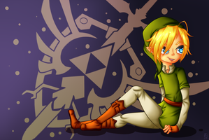 link wallpaper by TheLittleBoo
