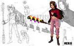 Final Fantasy VII EX - Aeris by 2PlayerWins
