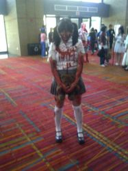 ConnectiCon Scary Girl by Lolalilacs
