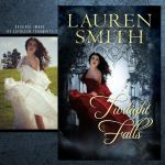 Book cover - Twilight Falls by Lauren Smith by CathleenTarawhiti