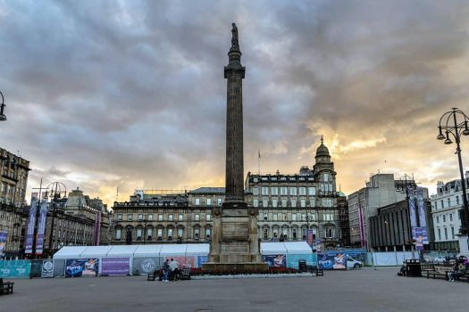 George Square by sequential