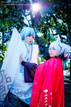 Entrust everything to me by Hitomi-Cosplay