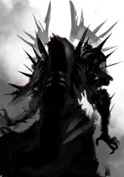 The Dark Lord Rises by Pizza-Surgeon
