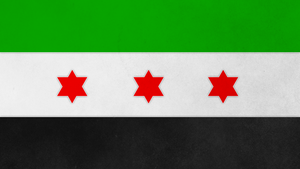 Free Syria by Shahwanoo