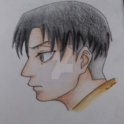 Levi Ackerman by DreamCatcher1247