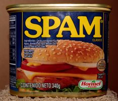 Spam-Classic by cactuscowboy