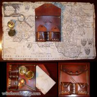 Steampunk Explorer Pouch by Steampunked-Out