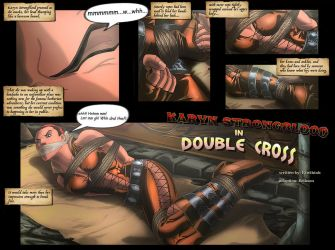DoubleCross Page 1 By Erikson1 by KiwiKink