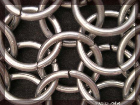 Chain maile Macro. by Banethelost