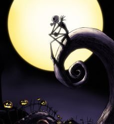 Jack Skellington by Zlydoc